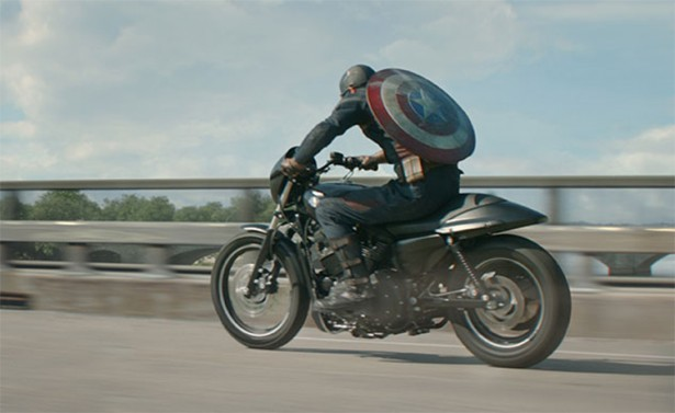 Capitán América: El soldado de invierno - mivideoteca