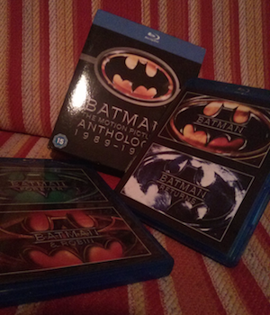 batman anthology - mivideoteca