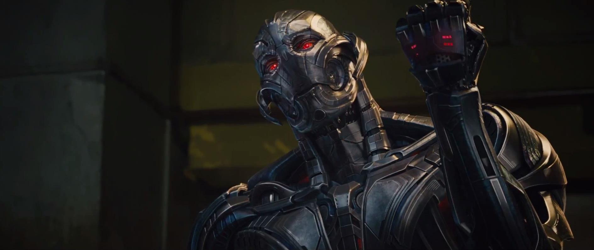 Los vengadores, la era de Ultron - mivideoteca