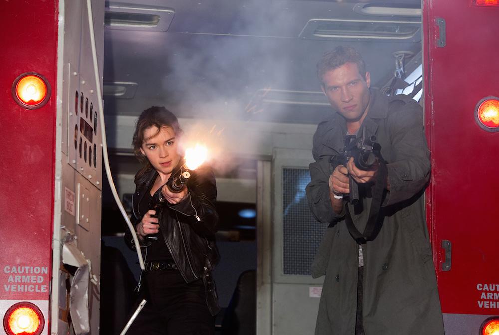 Terminator Génesis, vuelven las máquinas - mivideoteca